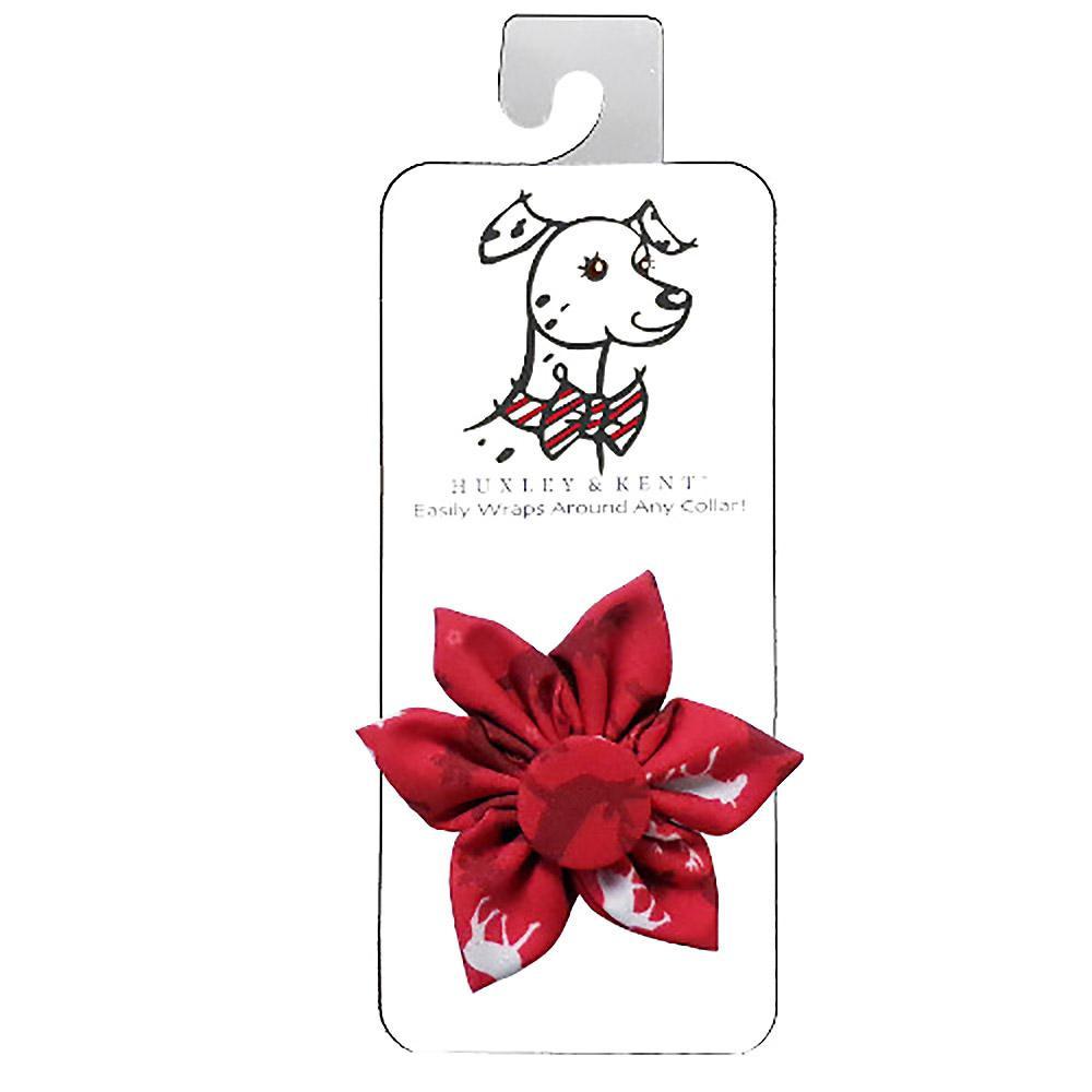 Kent Candy Christmas Divorce  Huxley & Kent Pinwheel Holiday Dog Collar Att