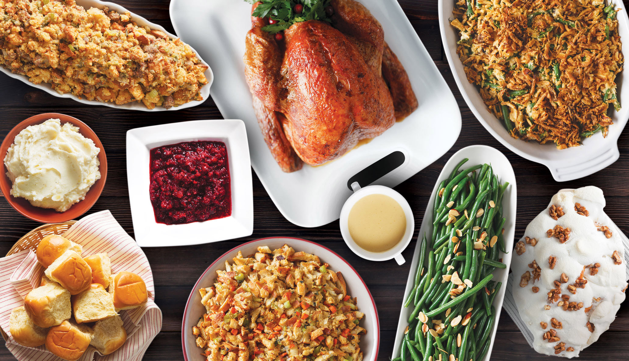 Krogers Thanksgiving Dinner 2019  Holiday meal items Nug Markets Image