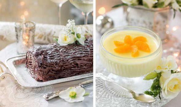 Light Christmas Desserts  The best light Christmas desserts Food