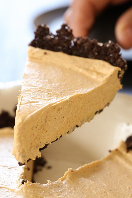 Light Fall Desserts  Pumpkin spice Spices and Cheesecake on Pinterest
