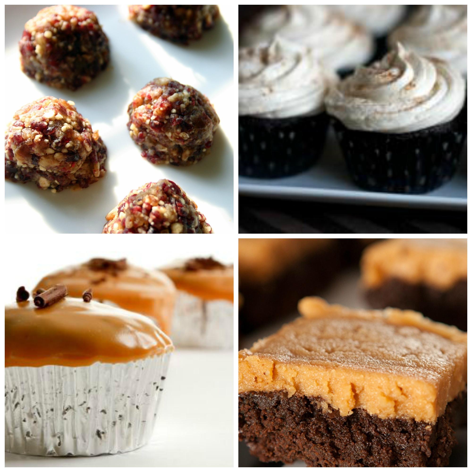 Lighter Thanksgiving Desserts  25 Lighter and healthier Thanksgiving desserts