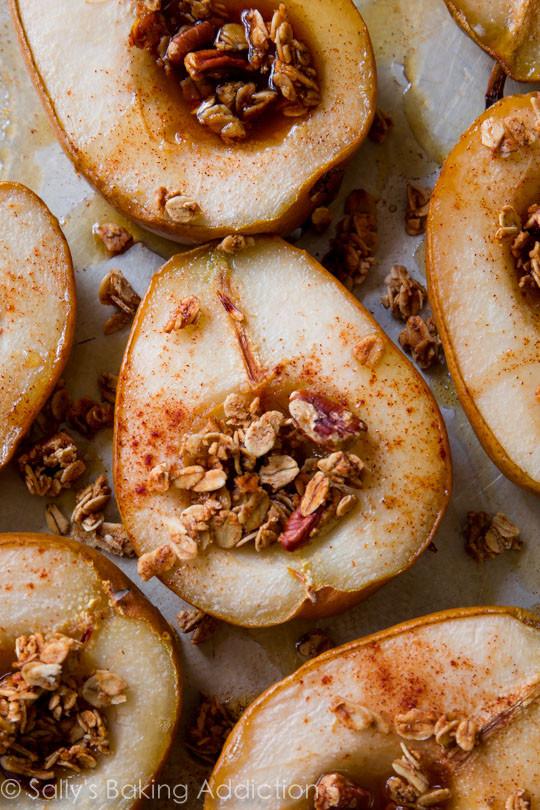 Lighter Thanksgiving Desserts  Light and Healthy Thanksgiving Sides and Desserts
