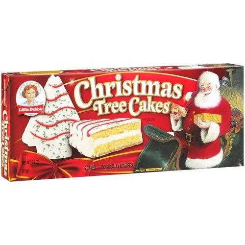 Little Debbie Christmas Tree Cakes Nutrition  24 best Little Debbie Christmas Treats images on Pinterest