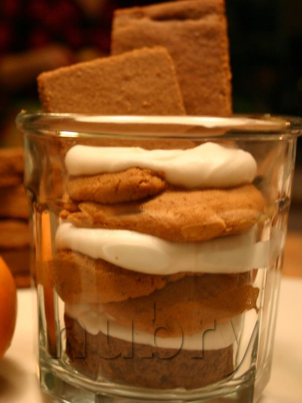 Low Calorie Thanksgiving Desserts  5 ingre nts low calorie no bake pumpkin dessert