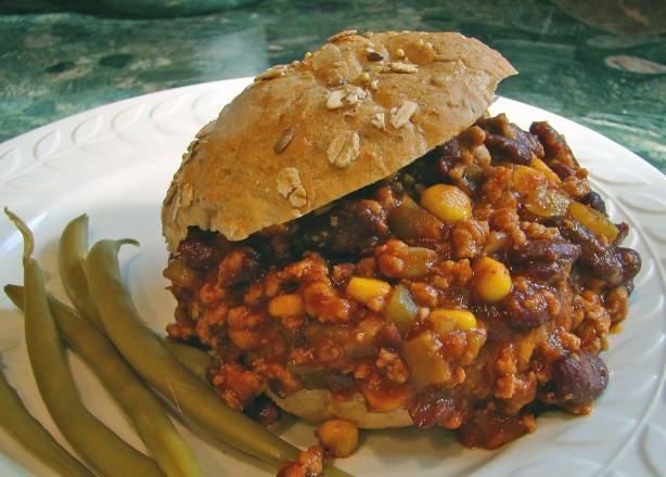Low Fat Thanksgiving Recipes  Low Fat Turkey Sloppy Joes Recipe Food