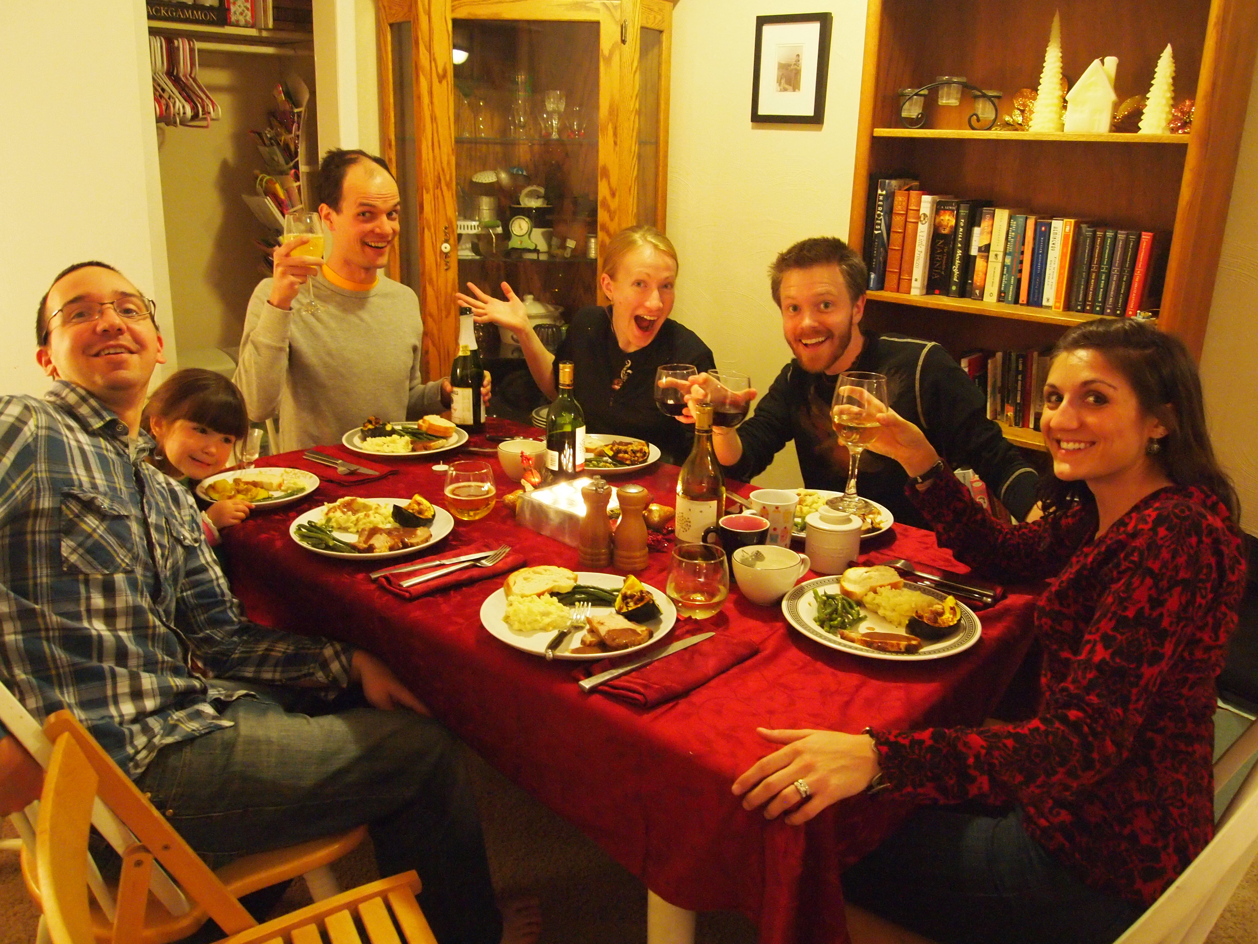 Lunds Thanksgiving Dinners  February 2014 – Celebrations of Hope