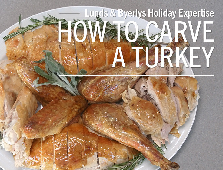 Lunds Thanksgiving Dinners  Lunds & Byerlys How to videos