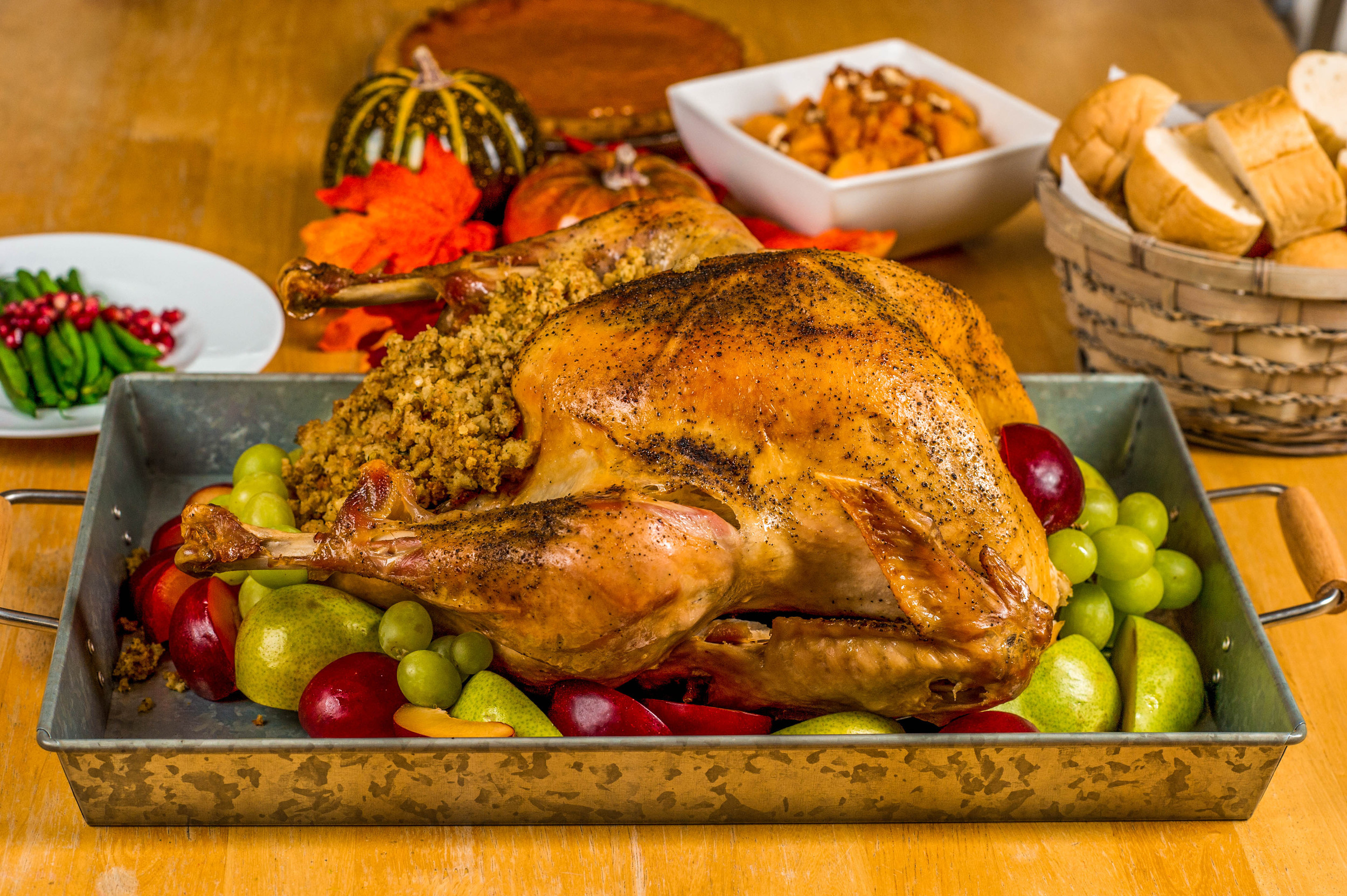 Lunds Thanksgiving Dinners  Sumter group will provide free Thanksgiving meal