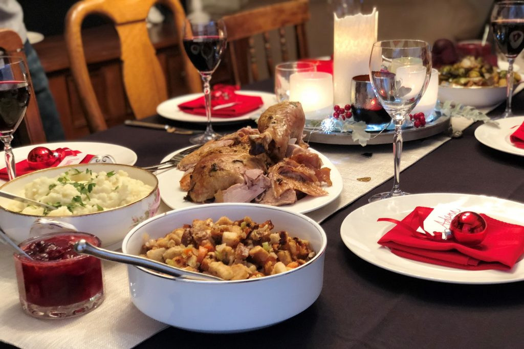 Lunds Thanksgiving Dinners  Turkey Dinner Holiday Special with Executive Chef David
