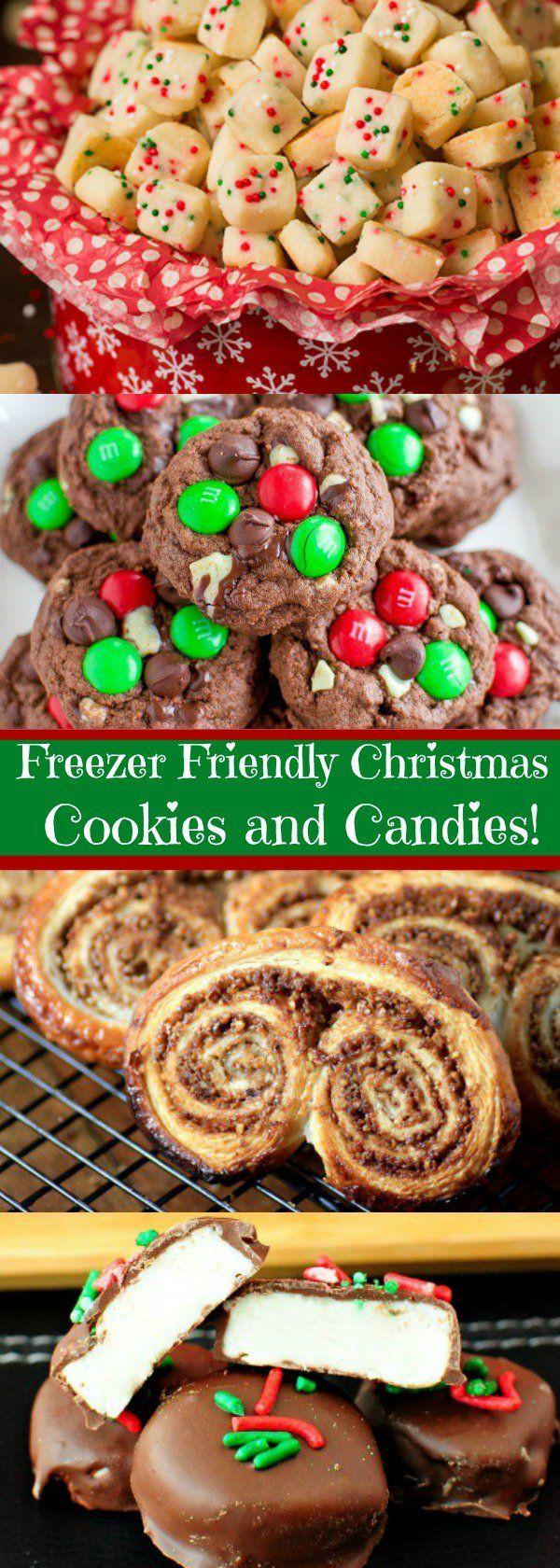 Make Ahead Christmas Cookies  Best 25 Make ahead desserts ideas on Pinterest