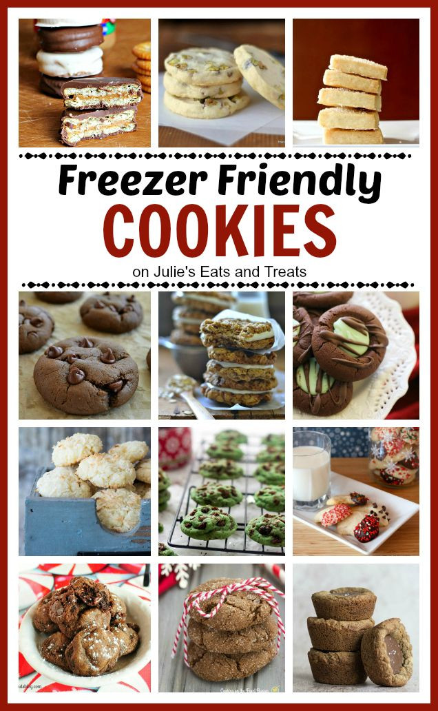 Make Ahead Christmas Cookies  1000 ideas about Freezer Cookies on Pinterest