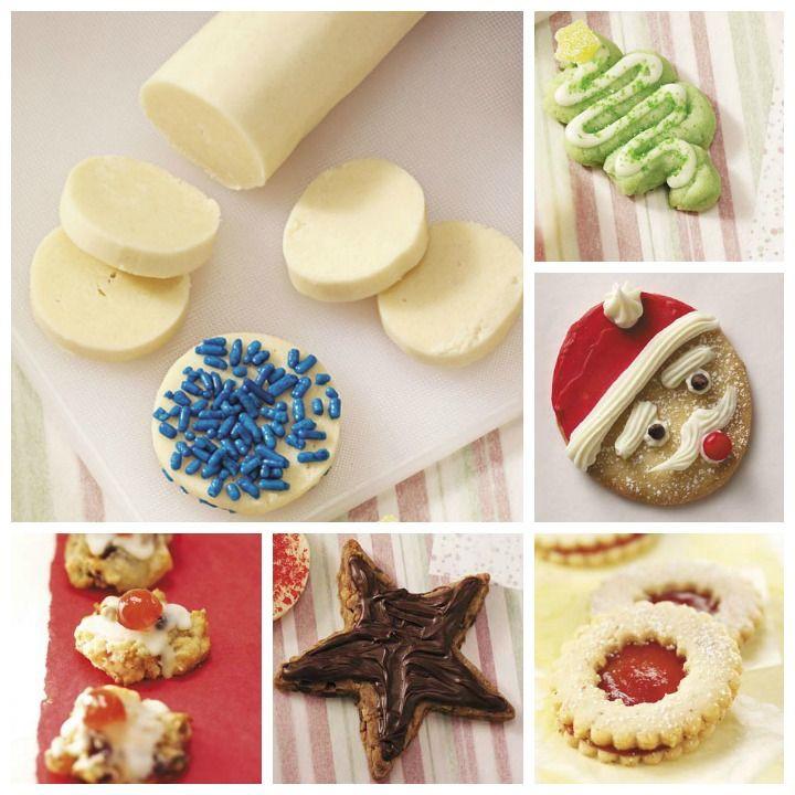 Make Ahead Christmas Cookies  17 Make Ahead Christmas Cookies