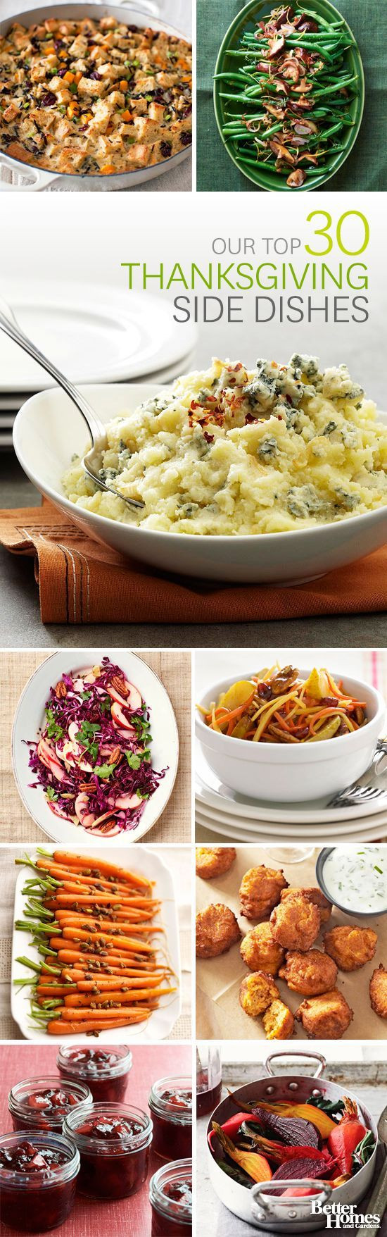 Make Ahead Dishes For Thanksgiving  Make Ahead Holiday Side Dishes