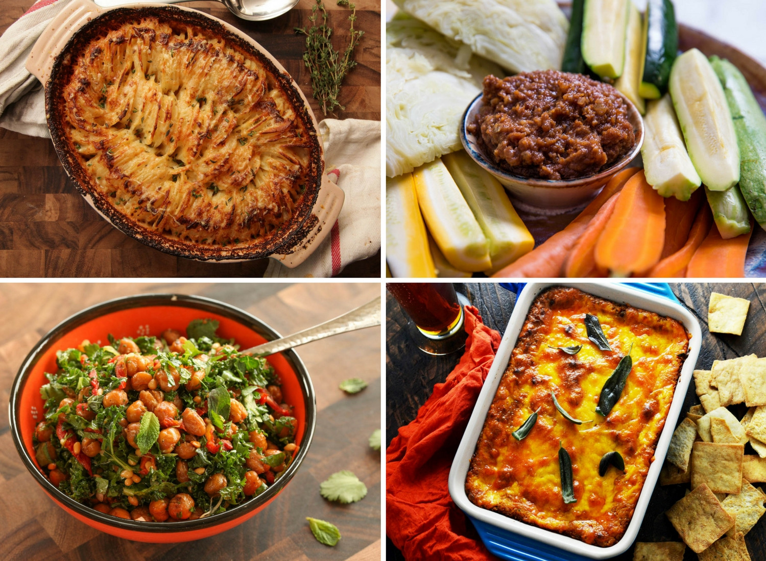 Make Ahead Dishes For Thanksgiving  15 Make Ahead Thanksgiving Dishes That Travel Well