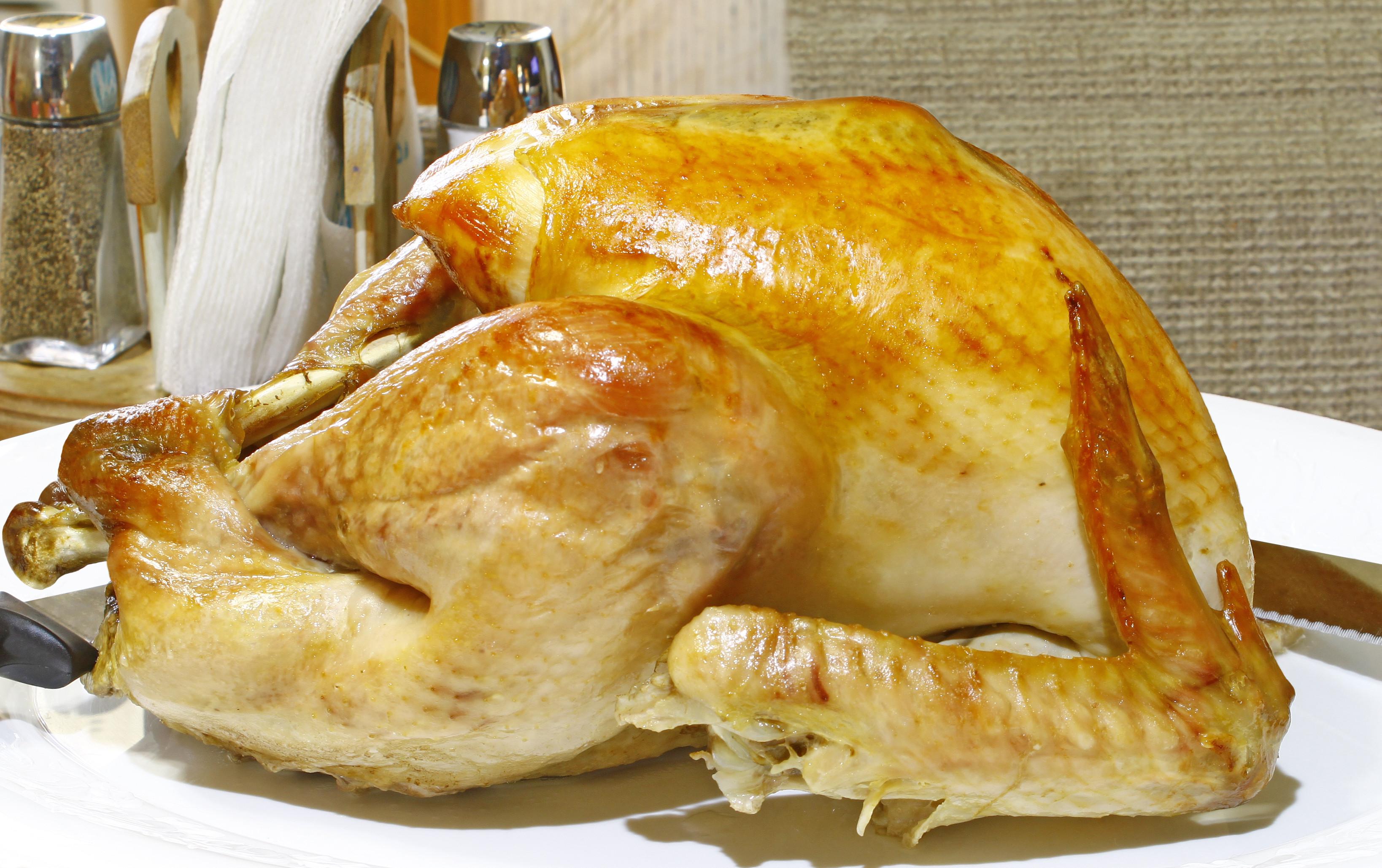 Marinated Thanksgiving Turkey  Thanksgiving Turkey Marinade BigOven