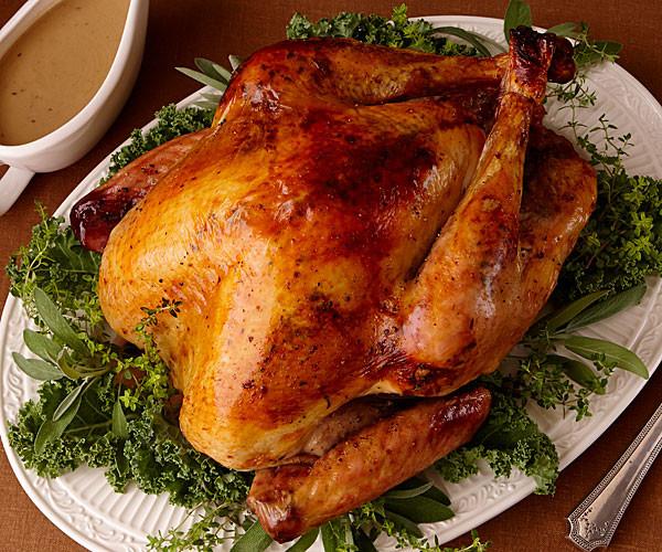 Marinated Thanksgiving Turkey  5 Simple But Original Thanksgiving Turkey Recipes to
