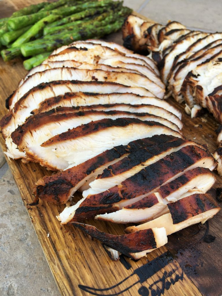 Marinated Thanksgiving Turkey  Marinated Smoked Turkey Breast Recipe