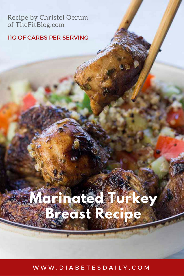 Marinated Turkey Recipe Thanksgiving  Marinated Turkey Breast