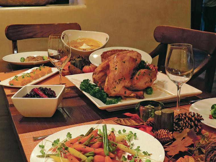 Meijer Thanksgiving Dinner  A Thanksgiving feast — no cooking required The Santa Fe