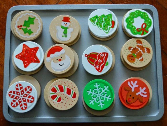 Melissa And Doug Christmas Cookies  Melissa and Doug Slice and Bake Christmas Cookie Set