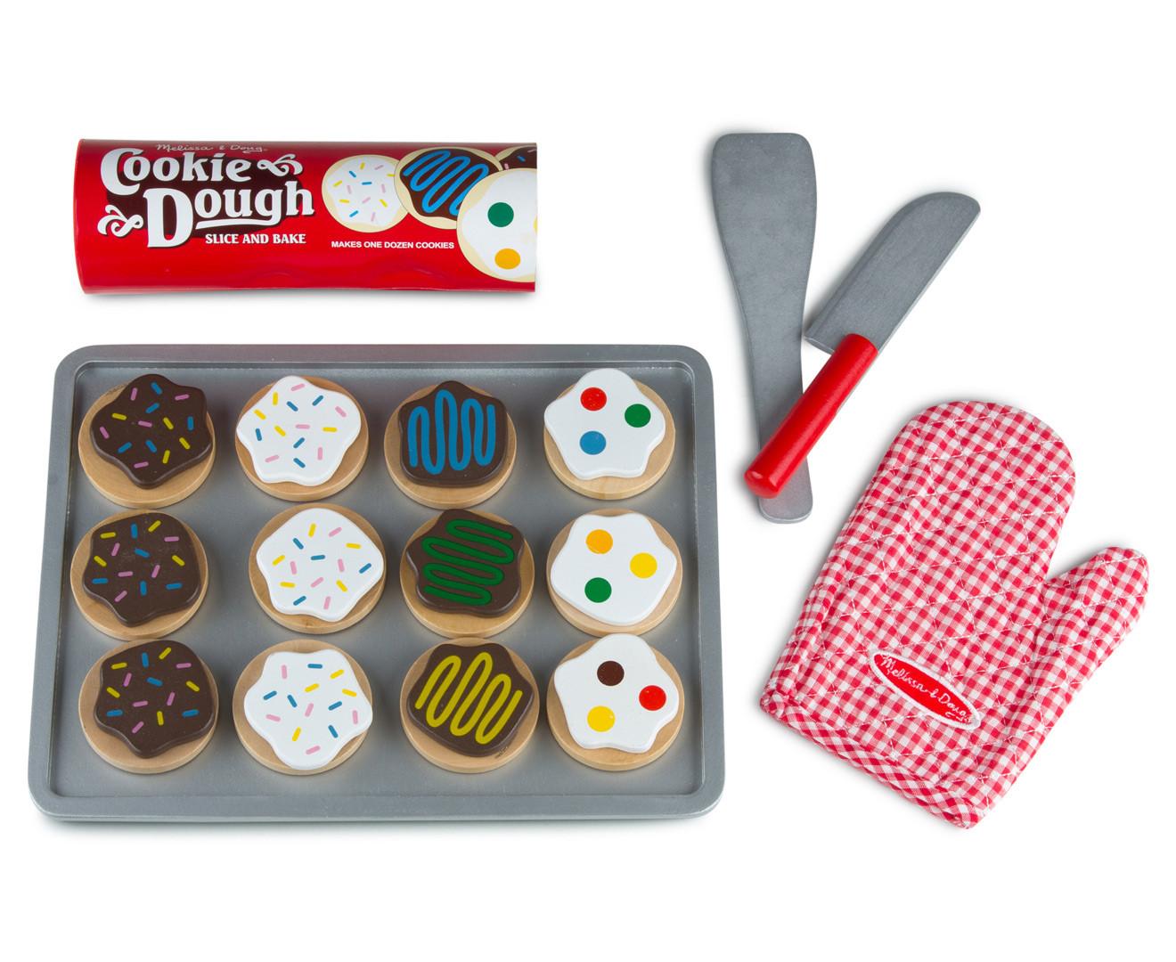 Melissa And Doug Christmas Cookies  Melissa & Doug Slice & Bake Cookie Set