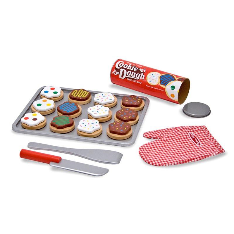 Melissa And Doug Christmas Cookies  Melissa and Doug Slice & Bake Cookie Playset Play