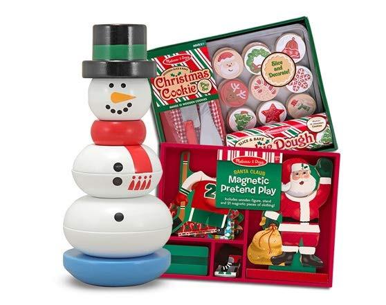 Melissa And Doug Christmas Cookies  Melissa & Doug Holiday Bundles Kids & Toys