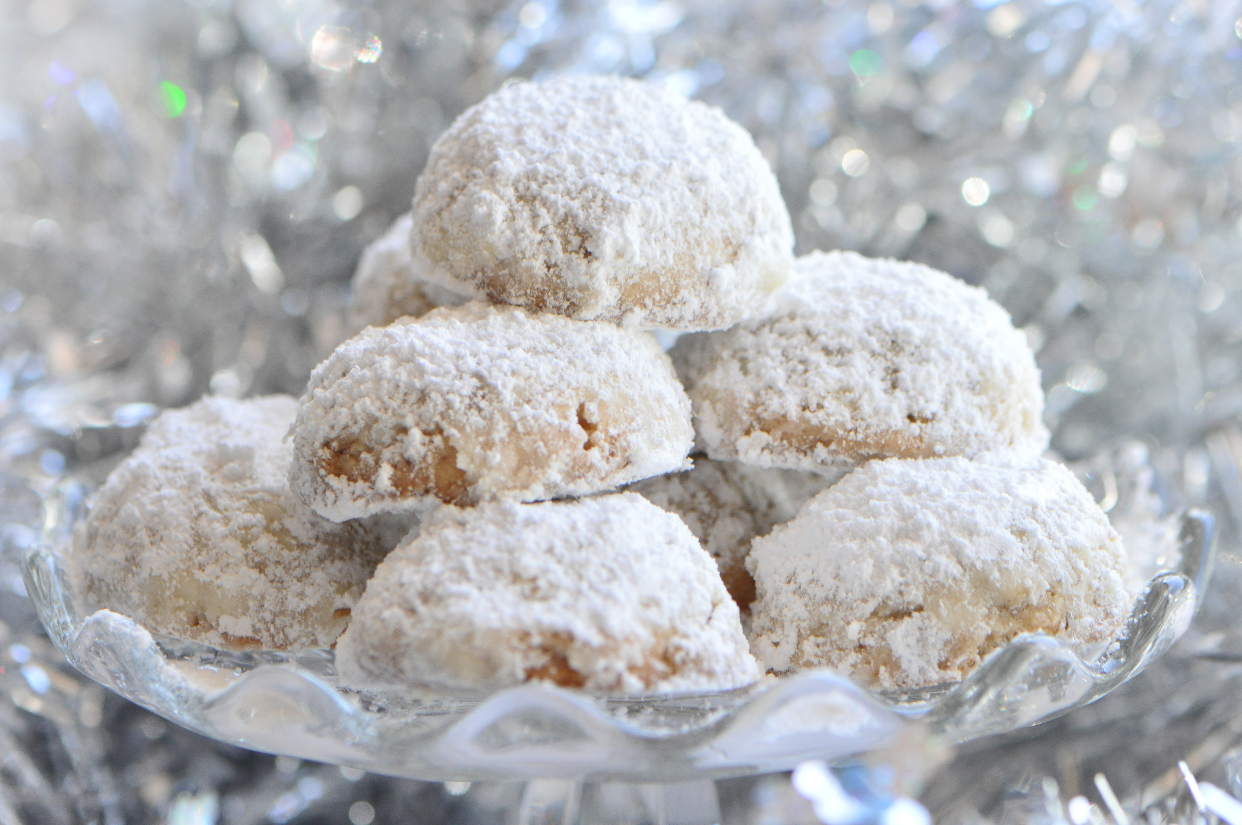 Mexican Christmas Cookies Recipe  Christmas Cookie Countdown and Mexican Wedding Cookie