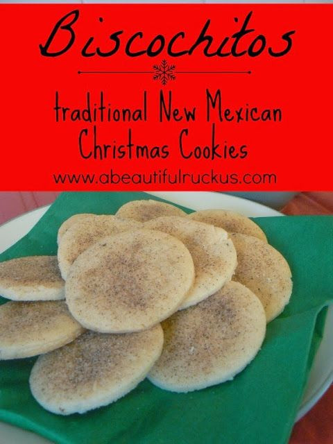 Mexican Christmas Cookies Recipe  1000 images about Holiday Time in New Mexico on Pinterest
