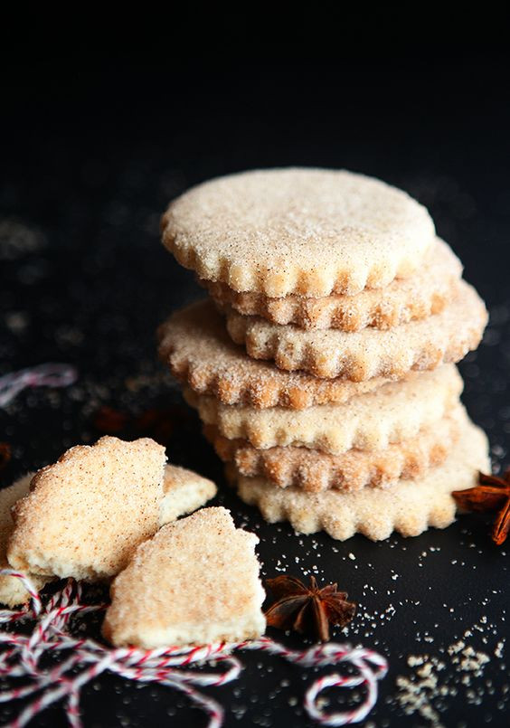 Mexican Christmas Cookies Recipe  Biscochitos Traditional New Mexican Cookies