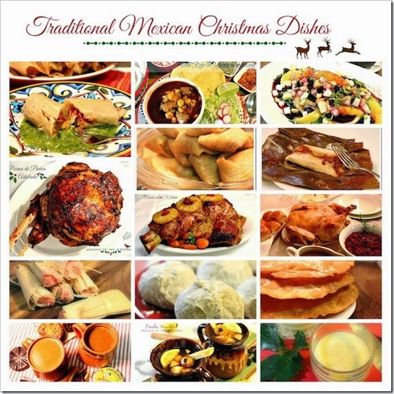Mexican Christmas Dinners  Mexico in My Kitchen Mexican Christmas Dishes Authentic