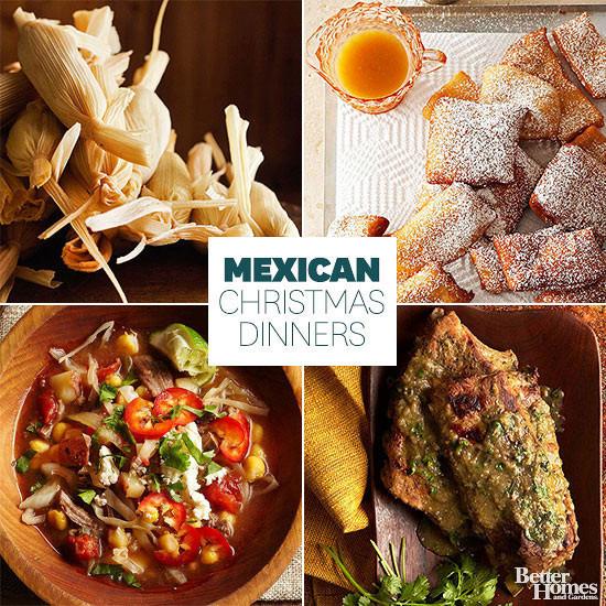Mexican Christmas Dinners  Mexican Christmas Dinners