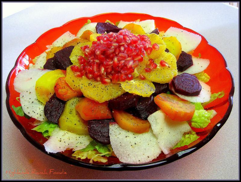 Mexican Christmas Dinners  Mexican Christmas Salad