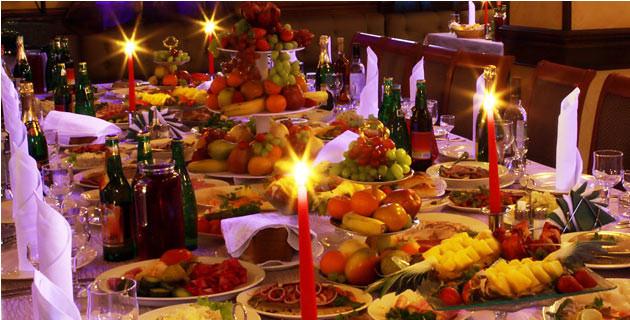 Mexican Christmas Dinners  Feliz Navidad Christmas Eve Mexican Style Las Posadas