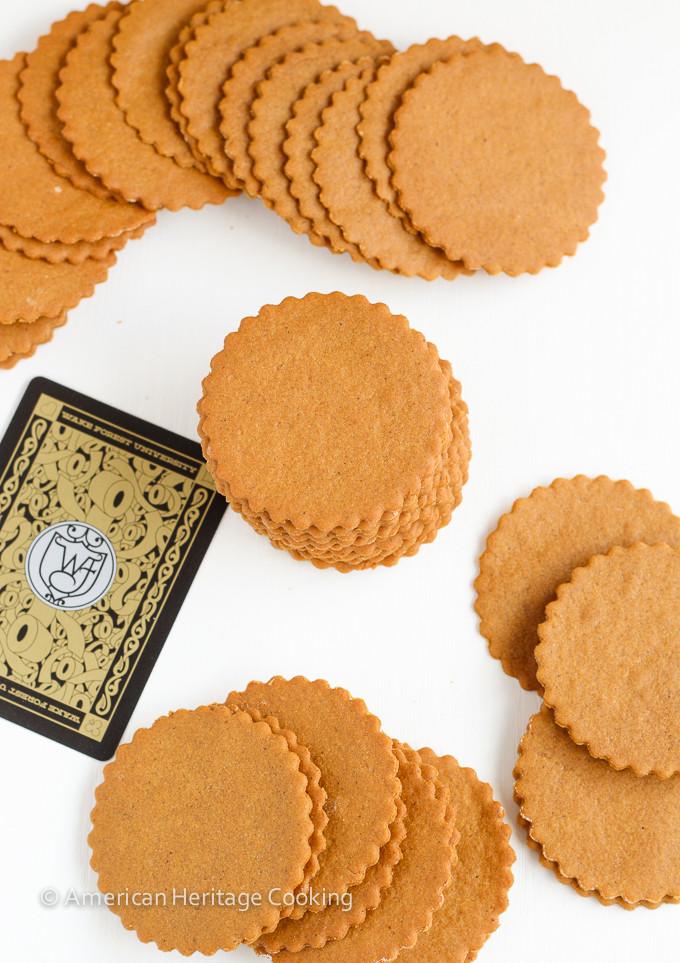 Moravian Christmas Cookies  Moravian Christmas Cookies American Heritage Cooking