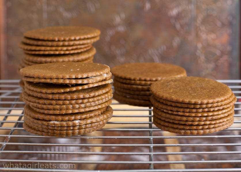Moravian Christmas Cookies  Moravian Molasses Cookies What A Girl Eats