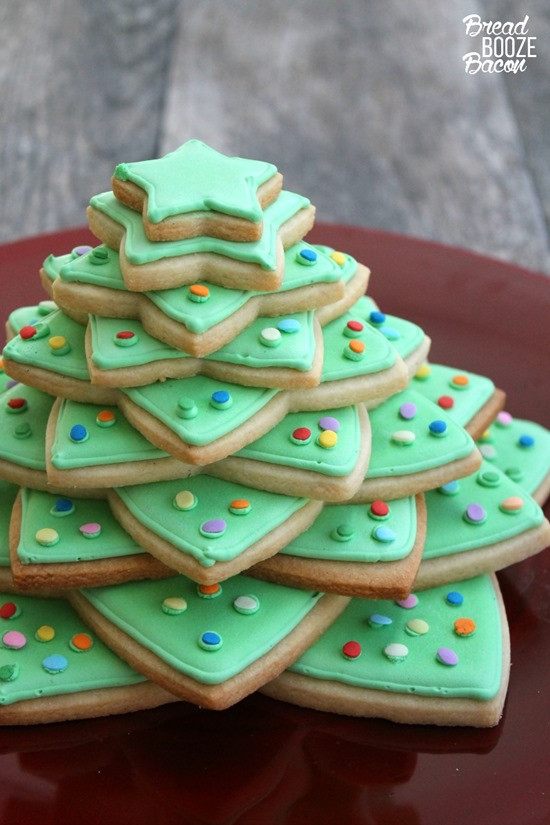 No Bake Christmas Tree Cookies  Over 30 Christmas Cookies Carlsbad Cravings