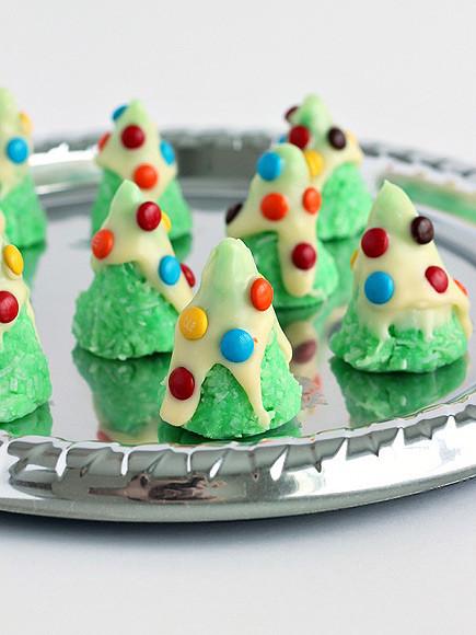 No Bake Christmas Tree Cookies  Pinterest Christmas Cookie We Tried It