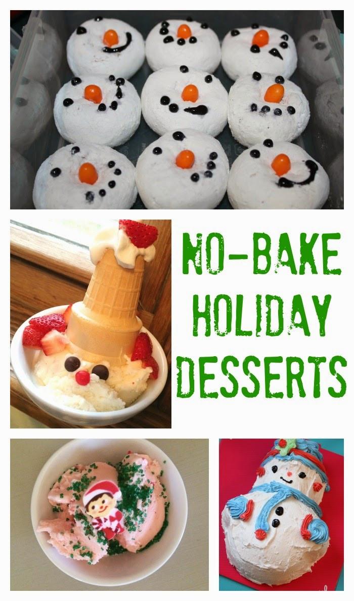 No Baking Christmas Treats  The Chirping Moms 5 No Bake Holiday Desserts