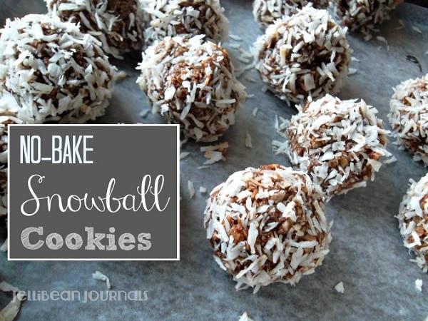 No Baking Christmas Treats  Spread Holiday Cheer 7 No Bake Christmas Cookies