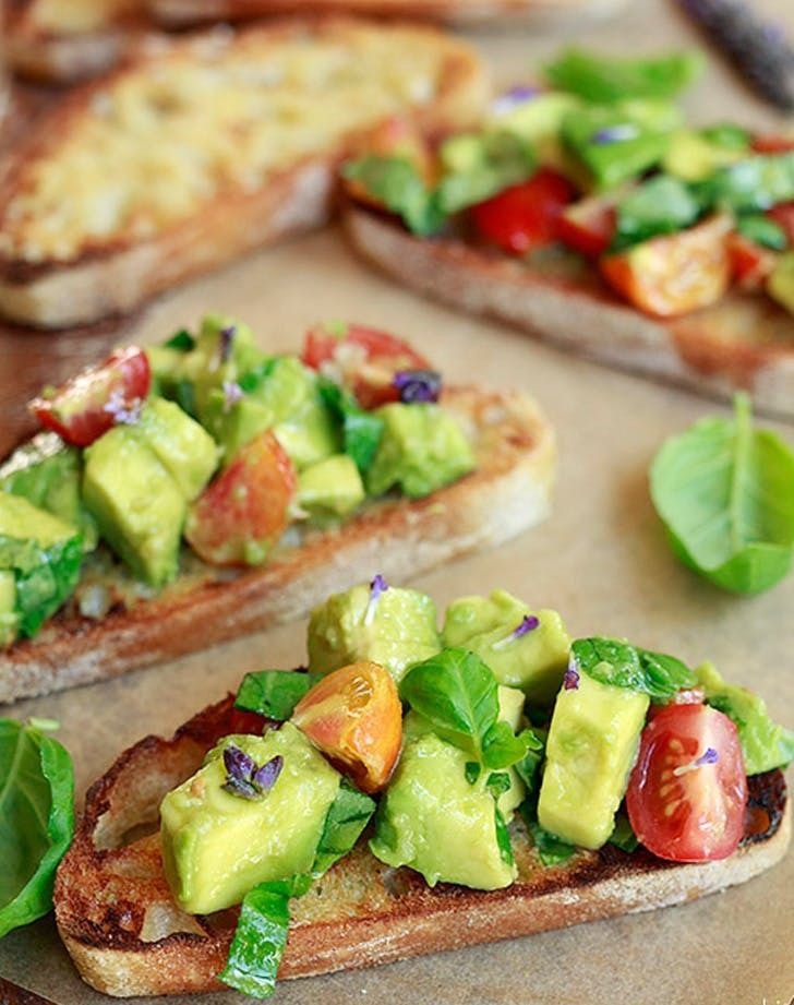 No Cook Thanksgiving Appetizers  10 Easy but Fancy Bruschetta Recipes to Try at Home