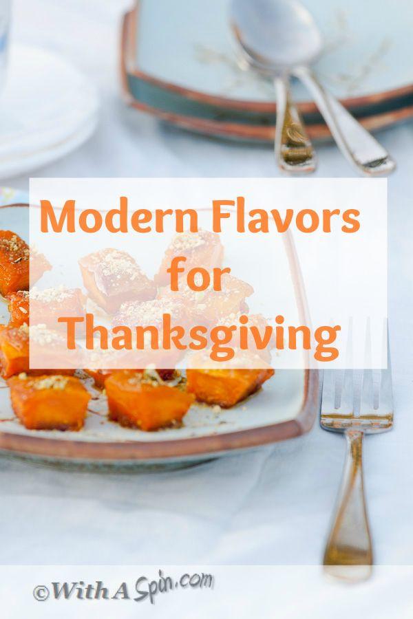 Non Traditional Thanksgiving Dinner Ideas  Non traditional Unique Thanksgiving Recipes
