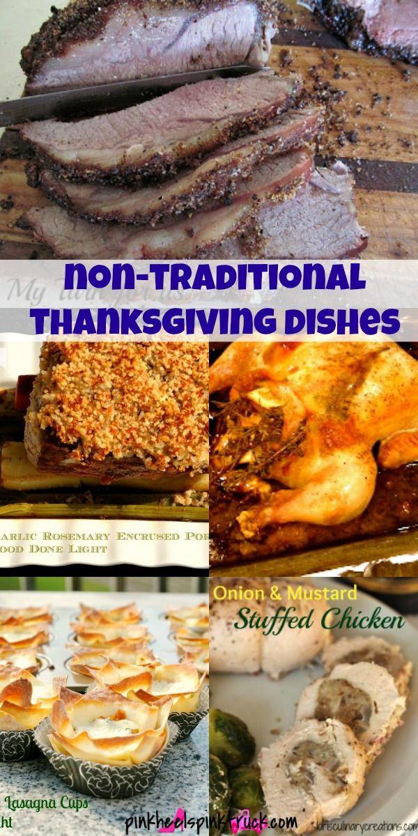Non Traditional Thanksgiving Dinner Ideas  10 Non Traditional Thanksgiving Main Dishes Pink Heels