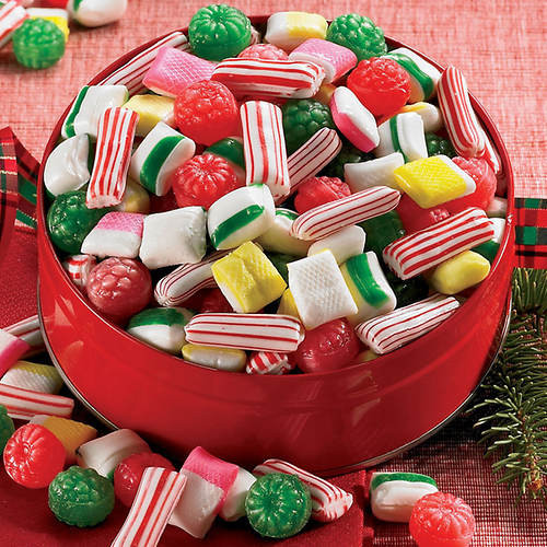Old Fashioned Christmas Candy  Sugar Free Old Fashioned Candy Mix Flavor Out of Stock