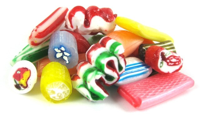 Old Fashioned Christmas Candy  Old Fashioned Christmas Candy Nuts