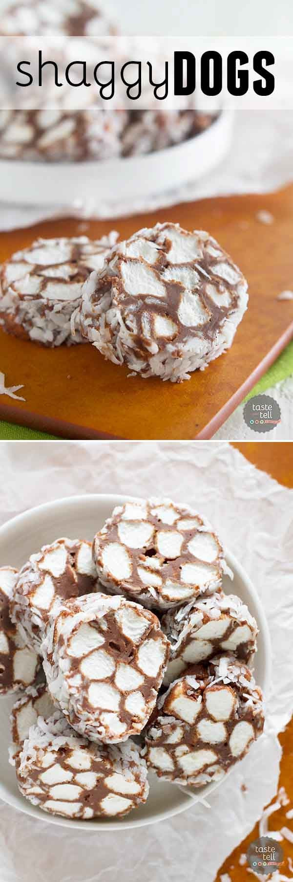 Old Fashioned Christmas Candy Recipes  Shaggy Dog Candy Recipe Taste and Tell