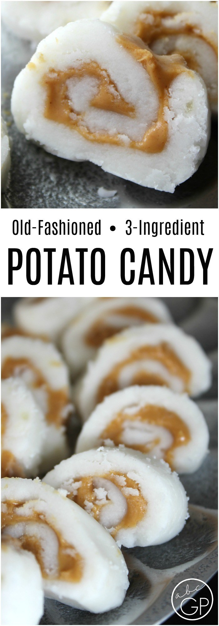 Old Fashioned Christmas Candy Recipes  3 Ingre nt Old fashioned Potato Candy Recipe