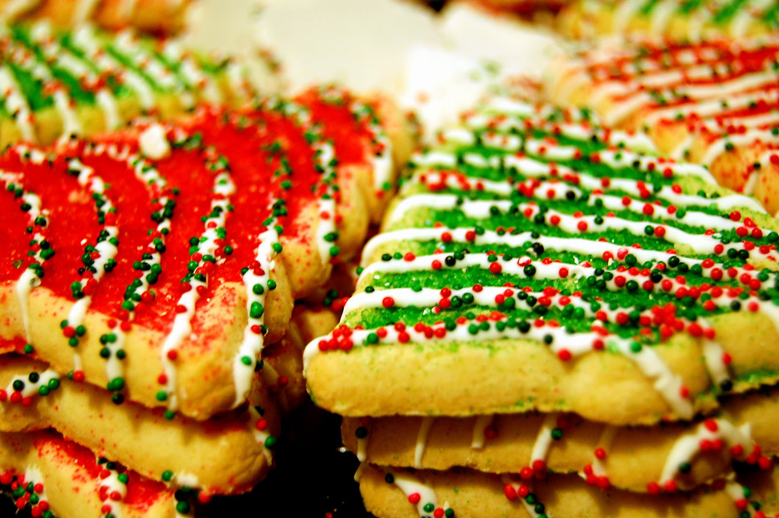 Old Fashioned Christmas Cookies Recipe  An Old Fashioned Christmas Christmas Cookies Recipe