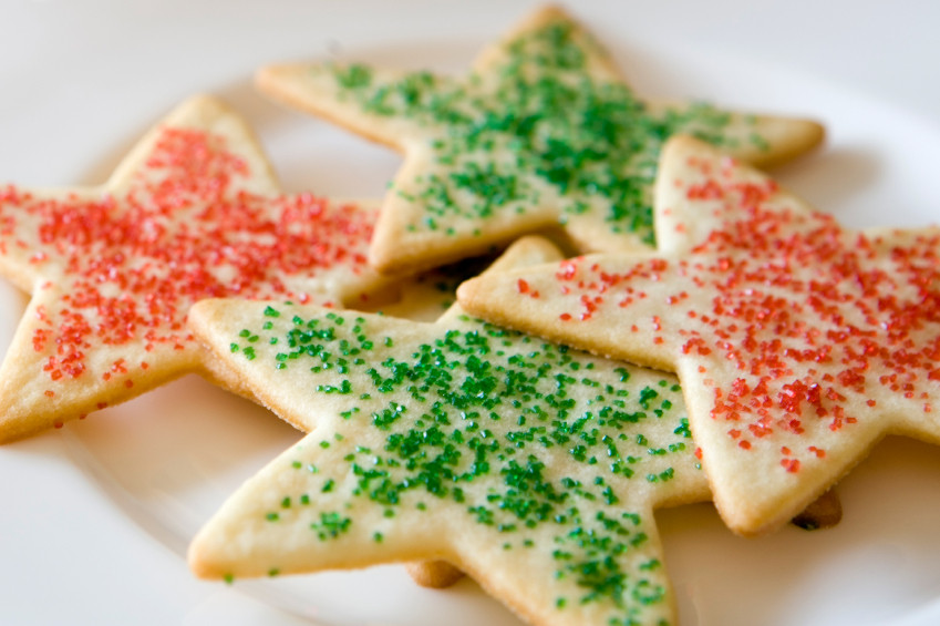 Old Fashioned Christmas Cookies Recipe  My Grandma's Old Fashioned Christmas Cookie Recipe