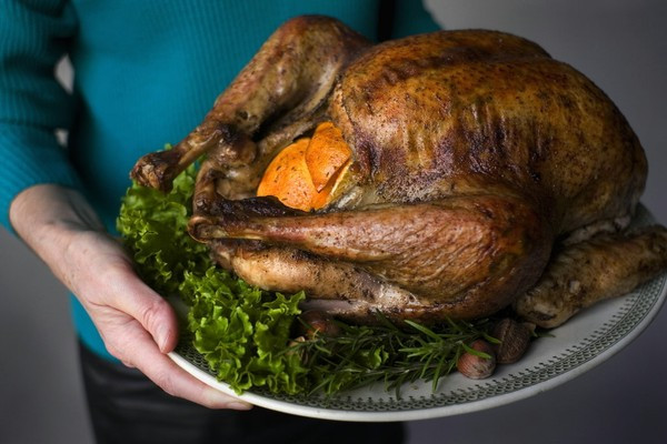 Order Cooked Thanksgiving Turkey  It s time to order Thanksgiving turkeys How much should